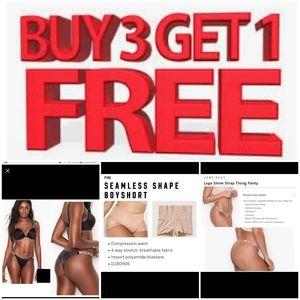 Buy 3 get 4th free